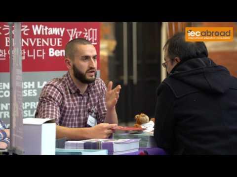 British University Fair November 2016 - More Highlights