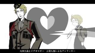 【APヘタリアHETALOID】Unhappy Refrain【HEROLOID】