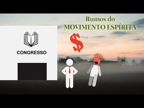 1.  EVENTOS ESPÍRITAS PAGOS E ELITISMO - PALESTRA HISTÓRICA DE CARLOS BACCELLI