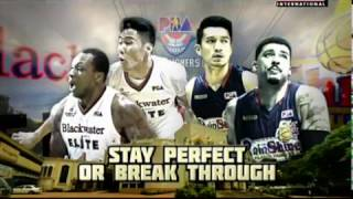 PBA Commissioner's Cup Highlights: Rain or Shine vs. Blackwater March 26, 2017