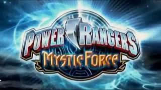 Power Rangers Fuerza Mistica Capítulo 1 Intro HD 1080P