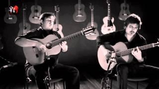 Mazurka Choro (Heitor Villa-Lobos) playing Yamandu Costa & Guto Wirtti