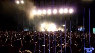 The Prodigy - Thunder (Dub Version) - Live At Spirit of Burgas 2010