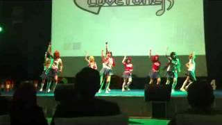 LoveTune♪ Live at Japan Osaka Study Abroad Fair - Sasana Budaya Ganesha, Bandung 092114