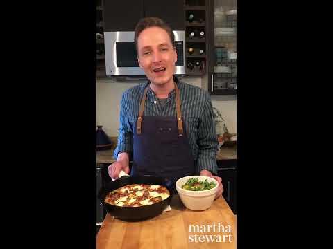 Skillet Pizza Diavola from Greg Loft - Everyday Food