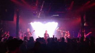 Winds Of Plague Ft. Gus Of Volumes - Reloaded (Live 12/4/11)