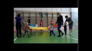 Dětské hřiště v tělocvičně 2