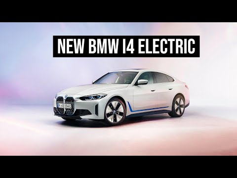 BMW i4 Electric | Design and Driving