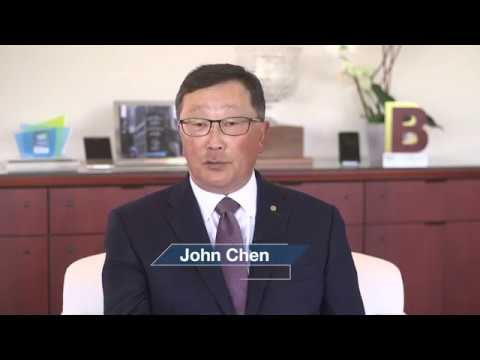 BlackBerry CEO Congratulations on Launch of BlackBerry Aurora Smartphone