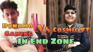 #DynamoGaming Dynamo Gaming Vs Cosmic YT + MDisCrazy + PK Gamer In End Zone #ShaktimaanGaming