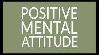 Positive Mental Attitude (Original Song) - Lyric Video