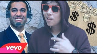 I Made A Song With A Tech Support Scammer Again (Official Music Video)