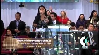 Michely Ramos  Gideões 2014 Precisa Ter Fé