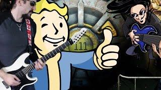"Fallout 4 Theme ""Epic Rock"" Cover (Little V)"
