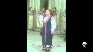 Maria Bagrin - Cine nu-i de veselie