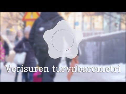 Verisuren turvabarometri: Joka neljäs suomalainen kokee kotonaan turvattomuutta