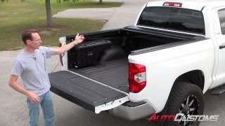 Patriot Stealth LT Retractable Tonneau Cover Product Review at AutoCustoms.com