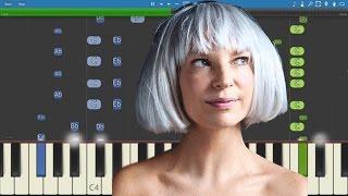 Sia - Move Your Body - Piano Tutorial - Alan Walker Remix