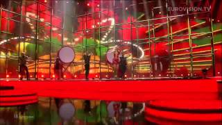 Suzy - Quero Ser Tua (Portugal) LIVE 2014 Eurovision Song Contest First Semi-Final