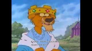 Disney Film Robin Hood Fandub *Carol* & Mary