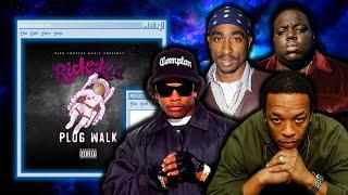 PLUG WALK MASHUP | Tupac, Notorious B.I.G, Dr.Dre, ft Eazy E |