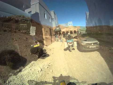 Morocco on Motorbikes