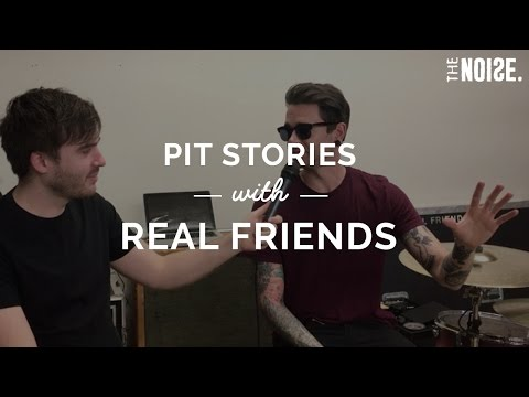Real Friends | Pit Stories | The Noise Presents