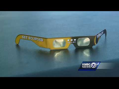 For the solar eclipse - make sure you have the right protective glasses