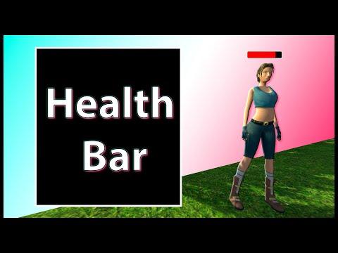 💉Unity - Barra de Vida Enemigos - Health Bar above Enemy