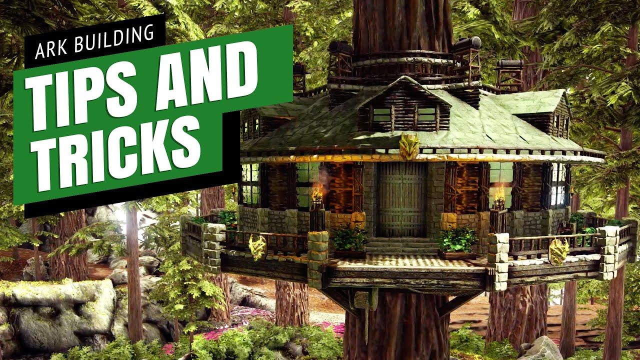 Aaron Longstaff - Ark: Building Tips & Tricks
