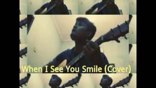 ARYADIKA - WHEN I SEE YOU SMILE (BAD ENGLISH COVER)