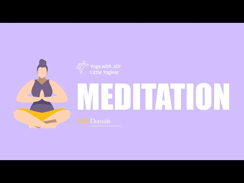 Yoga with JEP Little Yoginis: Meditation