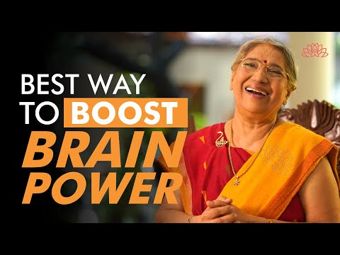 How to Enhance Your Brain Power?   Dr. Hansaji Yogendra