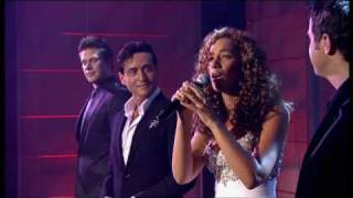 Leona Lewis & Il Divo ~ Somewhere ~ (Simon Cowells) This Is Your Life