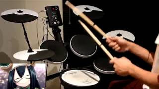 Boku no Hero Academia Season 2 OP 2 Full -【Sora ni Utaeba (空に歌えば)】by amazarashi - Drum Cover