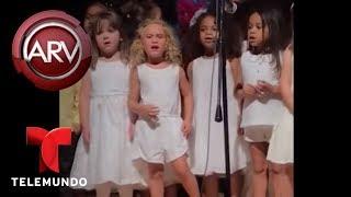 La mejor interpretación de una canción de Moana | Al Rojo Vivo | Telemundo