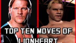 [WWE SMACKDOWN HCTP] Top Ten Moves Of 'Lionheart' Chris Jericho