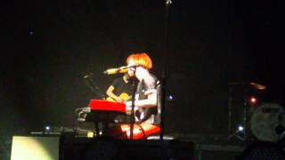 Paramore - Last Hope (Live for the first time) O2 Dublin 2/9/13