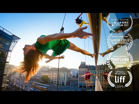 GoPro: Dance on Budapest with BANDALOOP