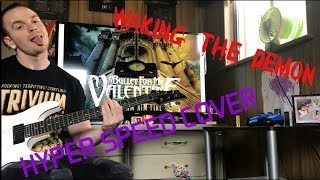 Bullet For My Valentine - Waking The Demon PLAYED FAST
