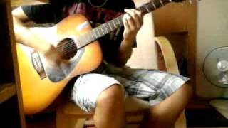 ► SASHA LOPEZ - All My People ◄ by_zELkO. Guitar/Cover)