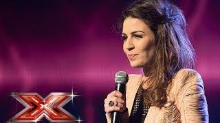 Tamara Milanović (Skinny love - Bon Iver) - X Factor Adria - LIVE 6