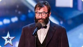 Will Vladimir's clowning around impress the Judges? | Britain's Got Talent 2015