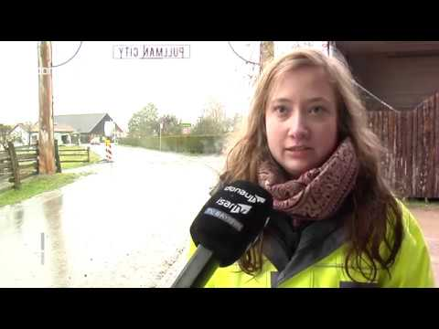 Donau TV: Erdgasanschluss von Pullman City durch das Bayernwerk
