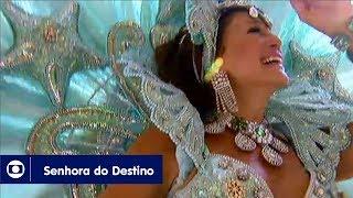 Senhora do Destino: capítulo 108 da novela, sexta, 11 de agosto, na Globo