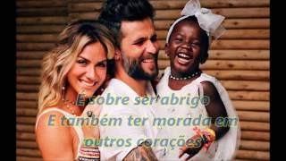Trem-Bala - Ana Vilela ft. Luan Santana ( LETRA)