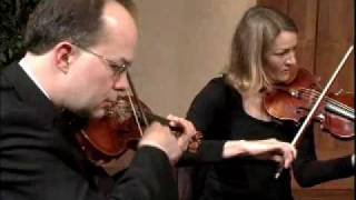 The Kiss from Last of the Mohican's - Stradivarius String Quartet -  Dallas, TX