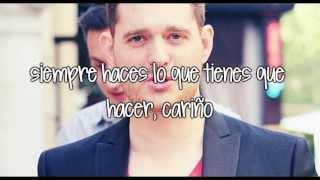 Michael Buble - Close Your Eyes |Traducida al español|