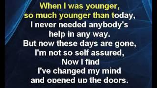 Help! - Beatles Karaoke tip