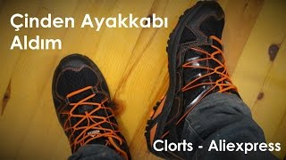 Çinden Ayakkabı Yeeeey :D - Aliexpress -  Clorts Shoes